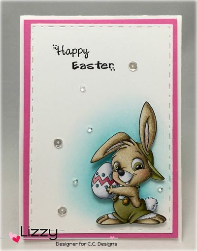 163 best Window art EASTER Ideas images on Pinterest Rabbits - easter greeting card template