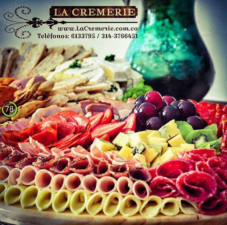 Deliciosas Tablas de Quesos y Carnes con productos de los mas altos estandares en calidad. Wp 32'3245231