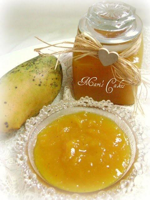 Mango marmelade