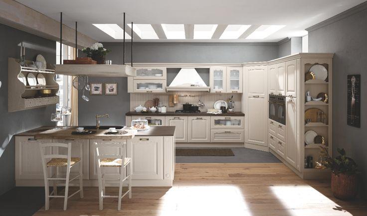 Cucine Classiche Arredamento Cose Di Casa In Cucine Classico Moderno
