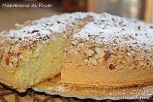 La torta mantovana di Prato è il dolce simbolo della mia città, molto semplice da realizzare ma di una bontà incredibile.
