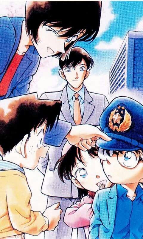 hentai conan the detective pic