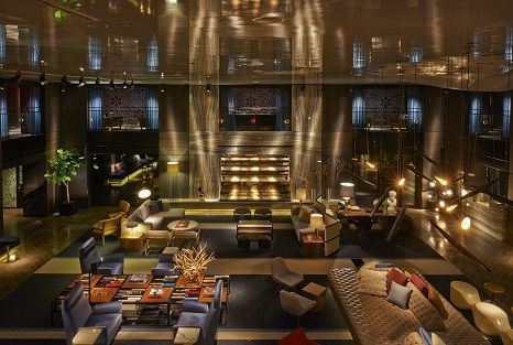 Paramount Hotel in New York City's Theater District & Times Square | Paramount Bar & Grill