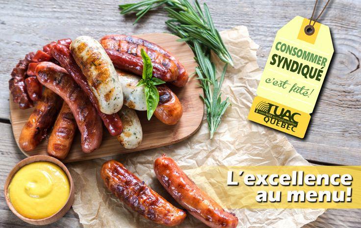 Nos membres TUAC 500 travaillant chez Multi-Portions, se spécialisent dans la production de saucisses européennes et la transformation de coupes de porc et de volaille!  Pour en connaître davantage sur les produits Dalisa, allez lire notre « Consommer syndiqué, c'est futé! » de cette semaine! http://nouvelles.tuac.ca/index.php/medias-nouvelles/directions/716-consommer-dalisa?skin=qpc2 #TUAC #UFCW #FTQ #SyndQC
