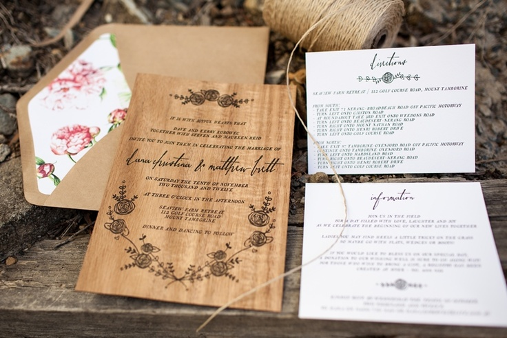 We are swooning over our latest wedding invitation suite! Birds of a Feather - A Letterpress Co (www.birdsofafeatherco.com.au) Photography by Joseph Willis (www.josephwillis.com.au)
