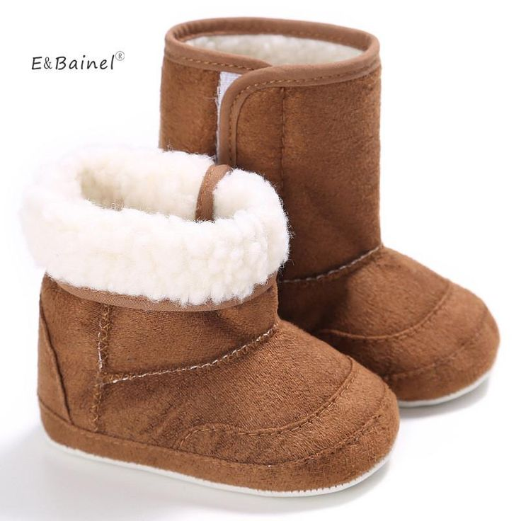 Baby Winter Shoes Anti-slip Boots