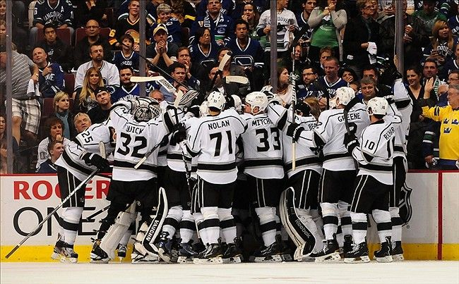 2012 Los Angeles Kings? (Currently 15-2)