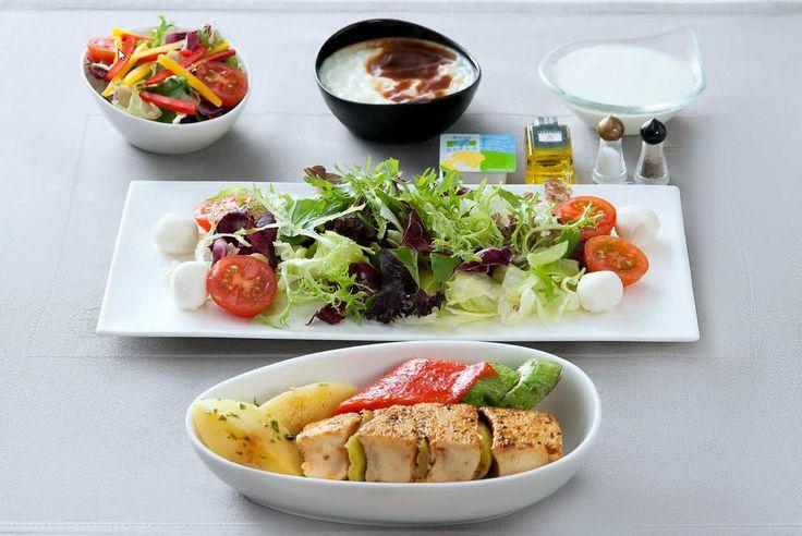 Özel Yemek Servisi Uçak Bileti