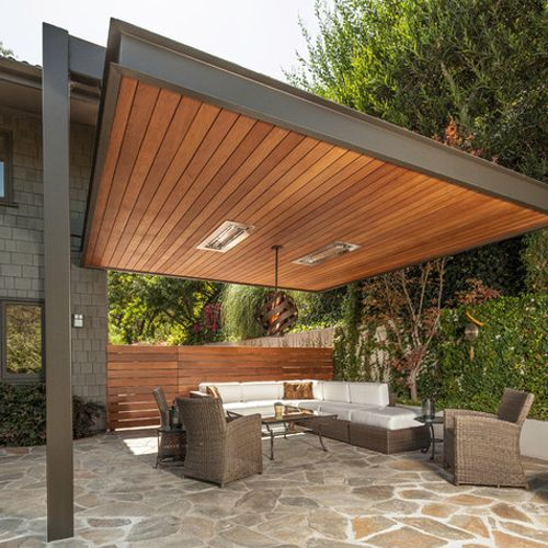 25 Best Ideas About Patio Roof On Pinterest