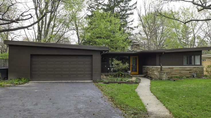 Mid Century Modern In Meridian Hills Sold Ranch