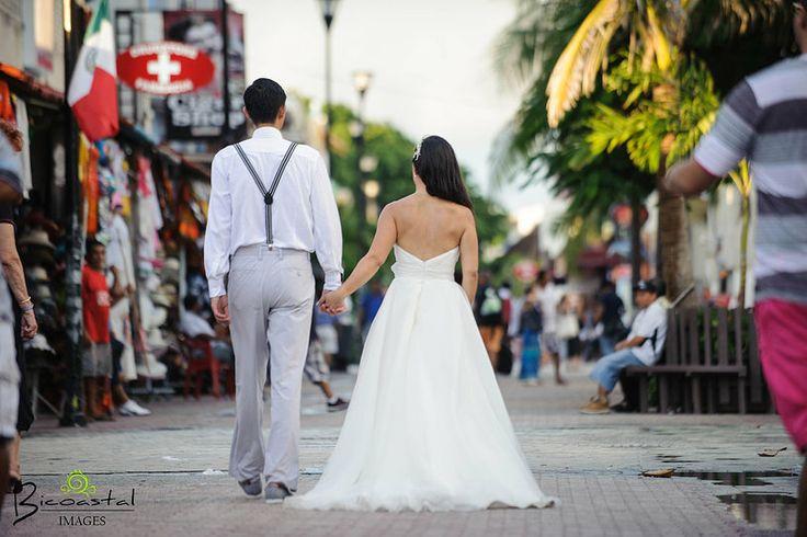 Bicoastal Images - Destination Wedding Photography | Stephanie & Eugene Trash the Dres