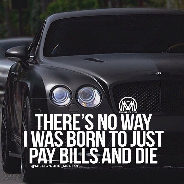 Right? There's more to life than living paycheck to paycheck! Get out there and take risks, take chances, explore, and get motivated! - #millionairementor #millionaire_mentor ___________________ © Photo credits to respective owner.