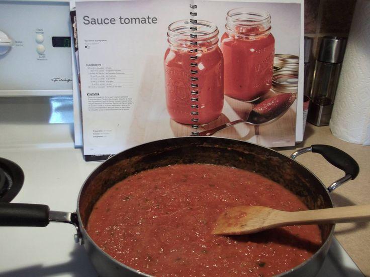 Sauce tomate Minçavi