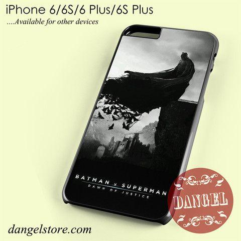 Batman V Superman 5 Phone case for iPhone 6/6s/6 Plus/6S plus
