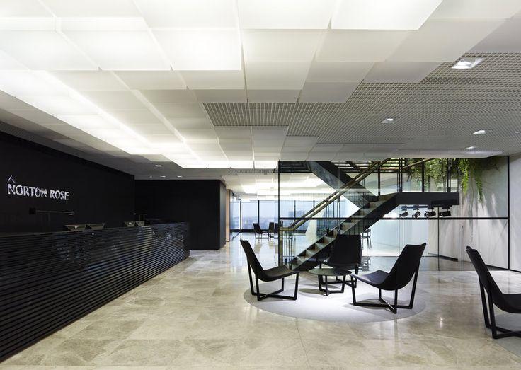 Gallery australian interior design awards on pinterest for Office design brisbane
