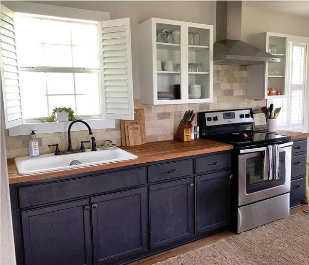 5 Butcher Block Countertop Ideas That Can Totally Transform Your