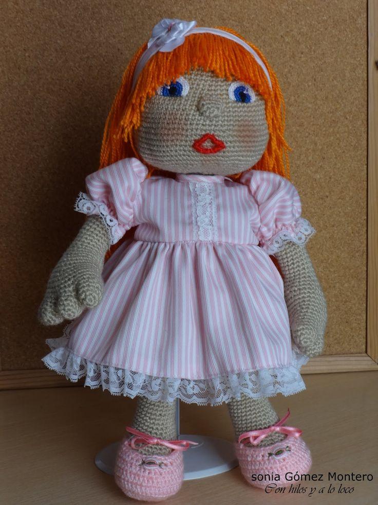 Mejores 11388 imágenes de muñecas en Pinterest | Muñecos de ...
