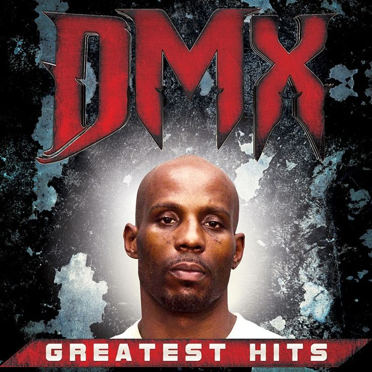DMX - Greatest Hits on LP