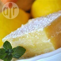 Torta de limão diferente @ allrecipes.com.br