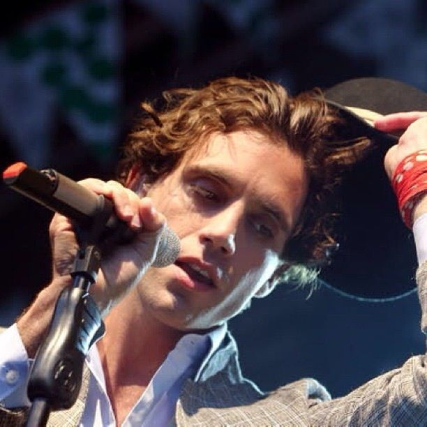 Mika close - Montjoux Festival - Thonon Les Bains, France - 5 July 2013