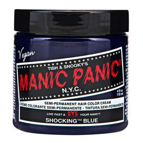 Manic Panic Shocking Blue (Classic) on sale for only $19.95. That's a saving of 13%! Buy online now at www.hbtonline.com.au for the cheapest price online guaranteed.