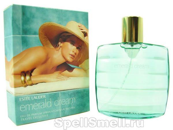Купить духи emerald dream estee lauder - парфюм, туалетная вода эсте лаудер эмеральд дрим