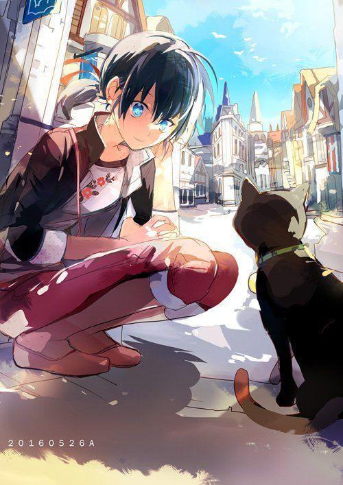Miraculous em anime hahaha MORRO!