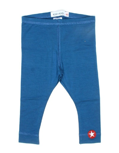 Blauwe legging voor baby'tjes - Kik*Kid