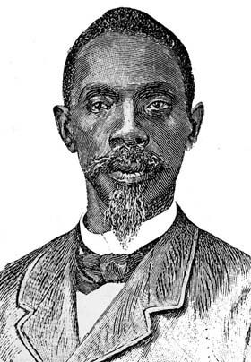 """Guillermo Moncada (1841-1895) was an Afro-Cuban military leader, and the  well-known Moncada Barracks, nicknamed """"el gigante de ébano"""" (the ebony giant) and """"Guillermón"""" (big Guillermo) was born in Santiago de Cuba at a time when Black slavery was still legal and widespread in the island. He is also renowned for killing Miguel Pérez y Céspedes, the most feared """"rancheador"""" or professional fugitive slave hunter in eastern Cuba."""