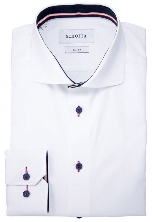 Tiger White Men's Shirt - A nice change to the white shirt