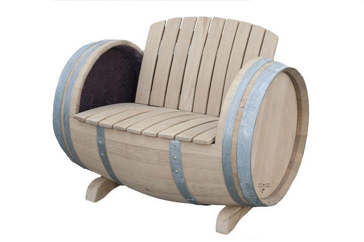 25 beste idee n over wijnvat tafel op pinterest whiskey vat tafel vat tafel en vaten - Vat stoel ...