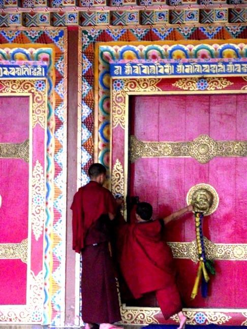 AFAR.com Highlight: Little Monks - Gangtok Monastery by Upasana Mallick