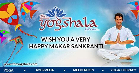 Namo Gange Namaskar!!! The Team Yogshala wishes you and your family very happy Makar Sankranti. http://www.theyogshala.com #TheYogshala #HappyMakarSankranti #NamoGangeTrust #Makarsankranti
