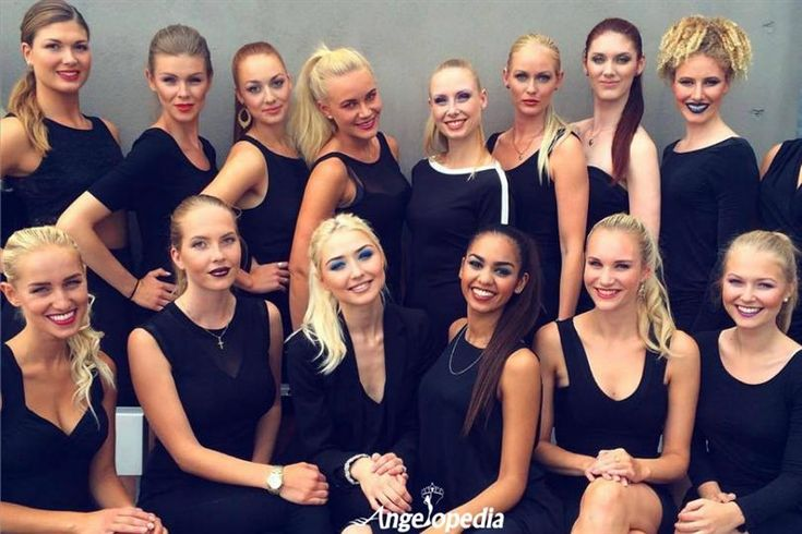 Meet the 26 contestants of Miss Universe Denmark 2015