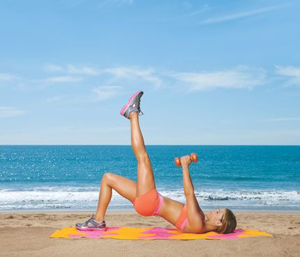 Bridge Burner: Fit Workout, At The Beaches, Bikini Body Workouts, Bridges Burner, Fitness Workouts, Beach Workouts, Beaches Workout, Summer Work, Bikinis Body Workout