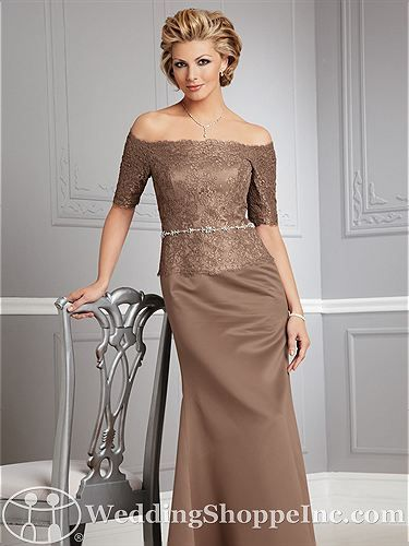 My Wedding Chat » Blog Archive Stylish plus size mother of the bride dress. Mother of the groom dress too!