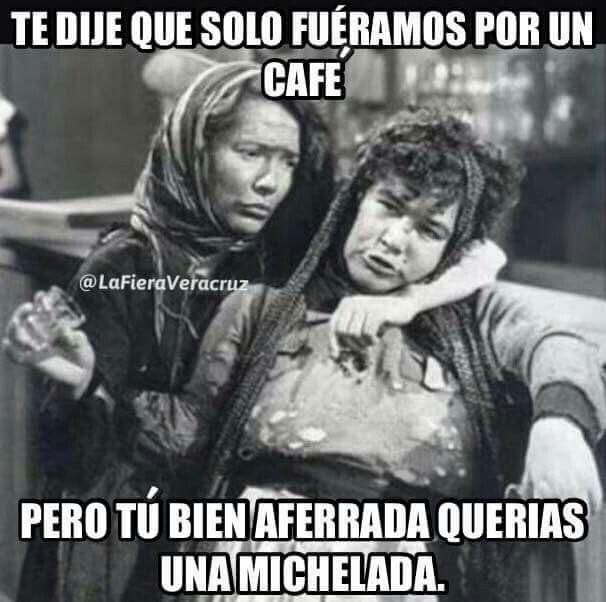 Solo un café ☕