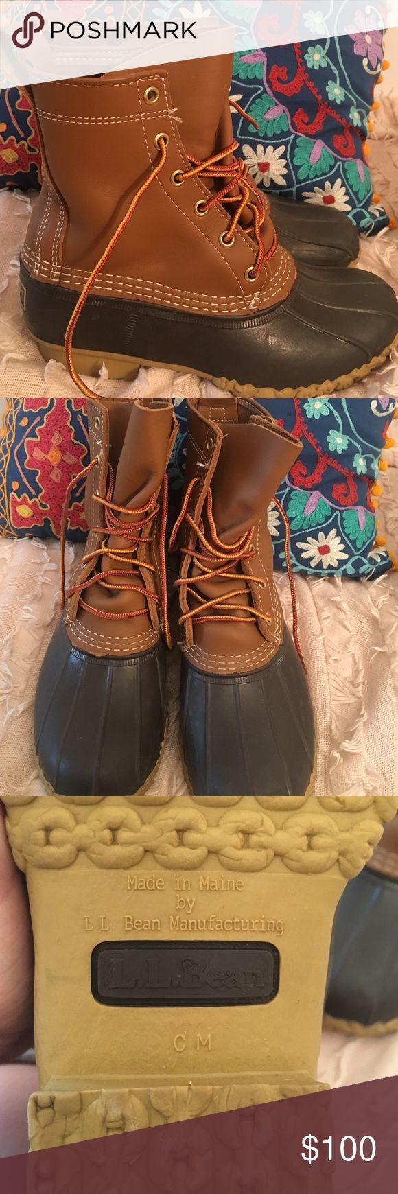 L.L Bean Boots Women's L.L bean boots womens! Never been worn. L.L. Bean Shoes Winter & Rain Boots