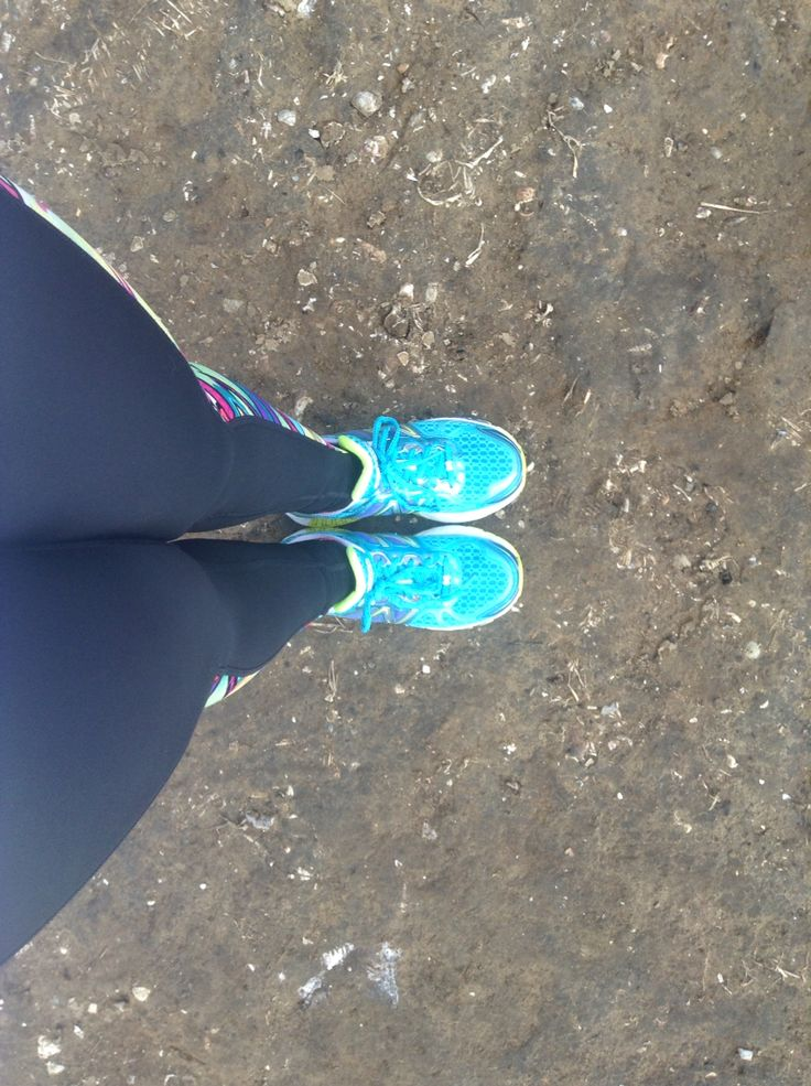 After today's run phew so tired x but strong. Still strong c