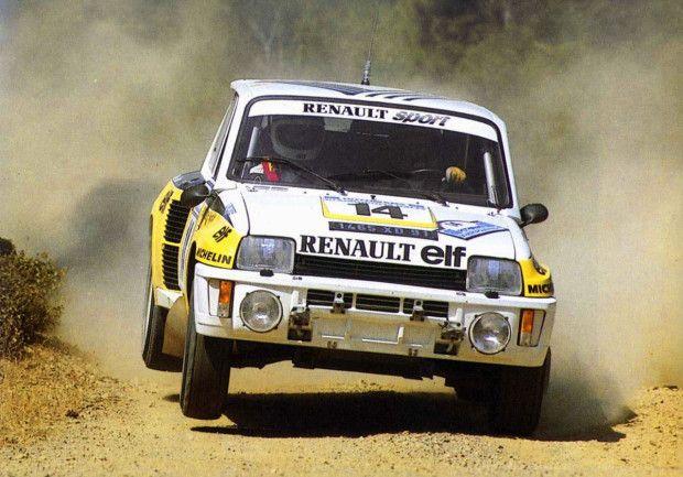 Lendas do WRC: Renault 5, o carro de rali certo no momento errado