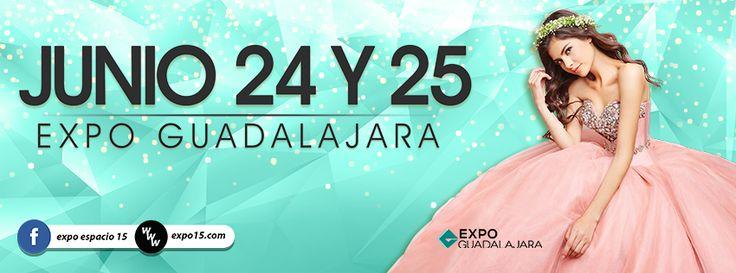 Ahora en Guadalajara, SCARLET estará participando EXPO 15!! Te esperamos este 24 y 25 de Junio en Av. Mariano Otero #1499 Col. Vede Valle. Guadalajara, Jal.