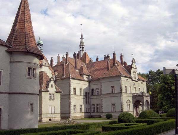 Самые загадочные места планеты: 6 мистических замков Западной Украины, их жуткие и...