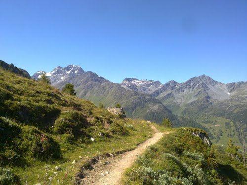 Valais | Val d'hérens | Thyon 2000 | Ancien bisse de Chervé