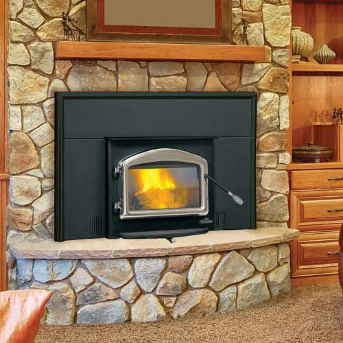 Napoleon EPA Wood Burning Fireplace Insert | from hayneedle.com