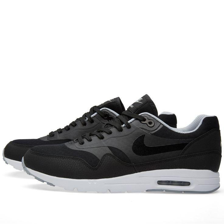 Nike W Air Max 1 Ultra Moire (Black & Wolf Grey)