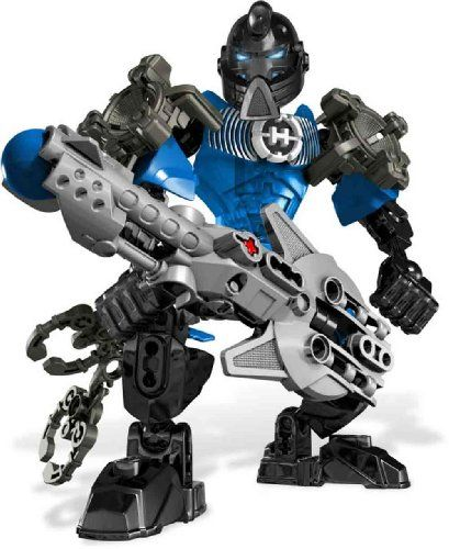 LEGO HERO FACTORY Stringer 6282. Read more at http://www.toys-zone.com/lego-hero-factory-stringer-6282/
