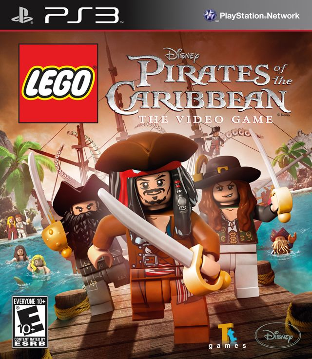 LEGO Pirates of the Caribbean: The Video Game.