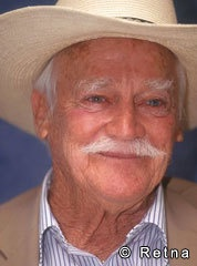 Richard Farnsworth...I loved him in Anne of Green Gables