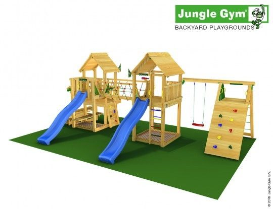 Play Paradise 9 ✨ - A spectacular playing field! #JungleGym