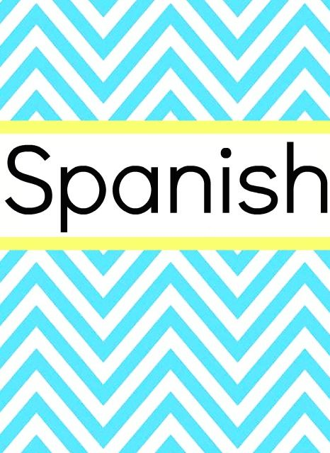 Spanish School Book Cover : Best images about binder covers on pinterest spanish